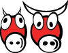 Bulls and Cows Game Logo